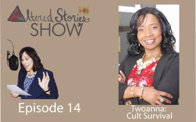 Healing Conversations with Twoana: Mischelle's Childhood Cult Survivor God Story