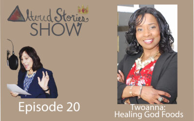 Healing Conversations with Twoana: Healing God Foods & Emotional Health