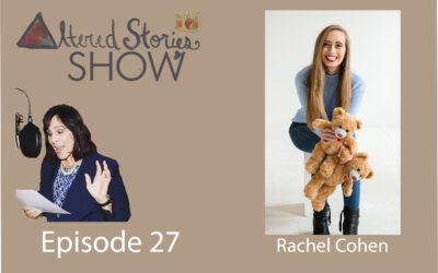 "Rachel's ""My Bear Jeff"" God Story"