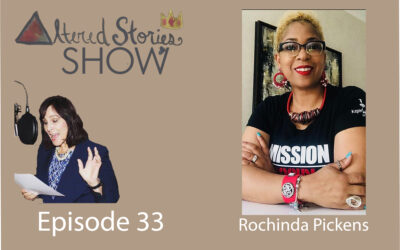 """Rochinda's """"From Being Kept to Being Kept"""" God Story"""
