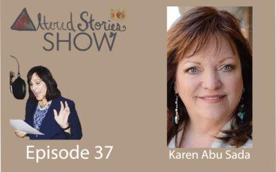 """Karen's """"God's Great Reconciliation"""" God Story"""