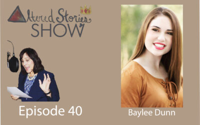 """Baylee's """"From Broken to Being Blessed"""" God Story"""