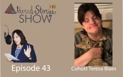 "Teresa's ""Growing Deeper in God through the Blog"" God Story"