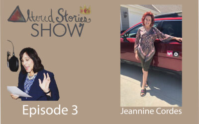 """Jeannine's """"Chemical Addiction and Cancer Recovery"""" God Story"""