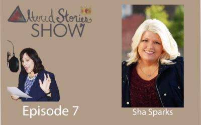 "Sha's ""Childhood Alcoholism Recovery"" God Story"