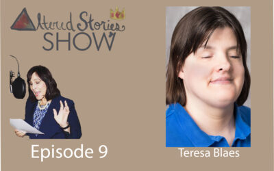Teresa's Broken Past Recovery God Story